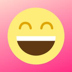 emoji happy social media